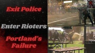 Portland's ENTIRE Riot Squad Resigns in Protest, Let the Fun Begin!