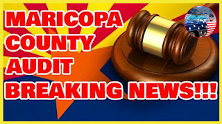 BREAKING: EXPLOSIVE Maricopa County Audit Update From Jovan Pulitzer!