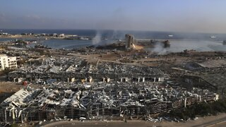 Chemical In Beirut Explosion Common In U.S., Public Reporting Isn't