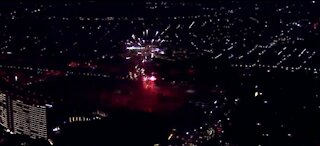 Fireworks show planned for Fourth of July