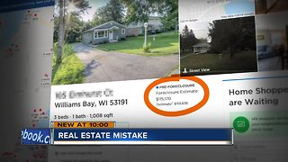 Local family calls out Zillow over real estate mistake
