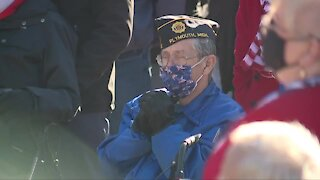 Plymouth Veterans Day ceremony
