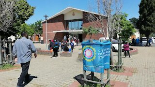 SOUTH AFRICA - Cape Town - World Homeless Day Summit (Video) (6uD)