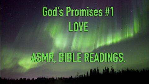 GOD'S PROMISES #1: LOVE