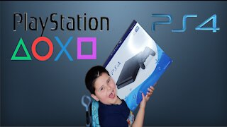Sony Playstation 4 Unboxing & Review