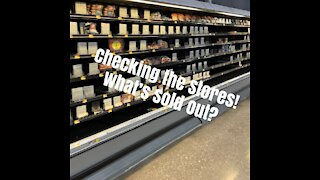 Checking the Stores! March 2021