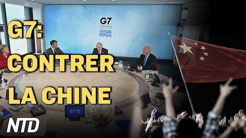 EDF: alerte d'une fuite dans la centrale nucléaire de Taishan; Rassemblement pour HK à Londres