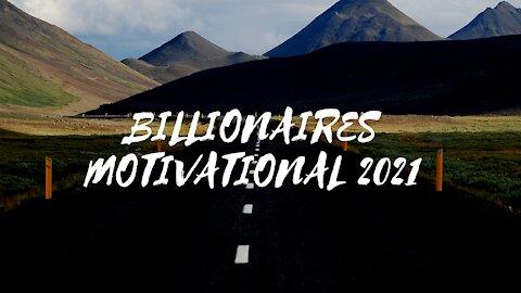 BILLIONAIRE INSPIRATIONAL 2021