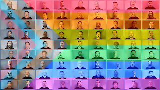 CREEPY Gay Chorus Sings About Converting Your Kids