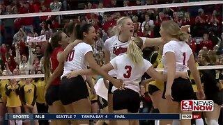 Nebraska volleyball setter Nicklin Hames ready to lead Huskers