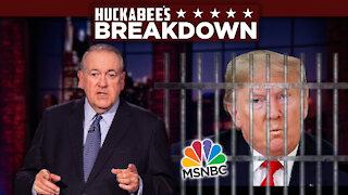 Trump Arrest?! Mike Huckabee ROASTS MSNBC Host for Fantasizing About It   Breakdown   Huckabee
