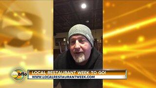 Local Restaurant Week March 26 2020