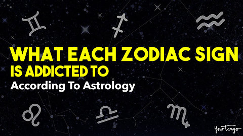 What Each Zodiac Sign Is Addicted To