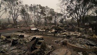 Oregon Wildfires Force More Than 10 Percent Of Population To Evacuate