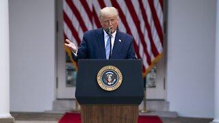 President Trump Announces Plan To Distribute 100 Million Rapid Tests
