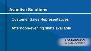 Who's Hiring: Avantive Solutions
