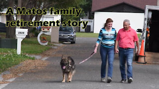 A Matos Family retirement story