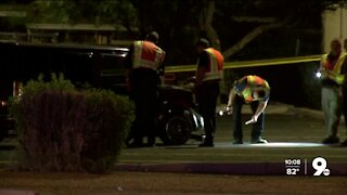 Police investigate midtown pedestrian crash