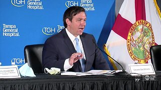 Gov. DeSantis praises Hillsborough County