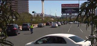 Station Casinos hold Three Square food drive-thru
