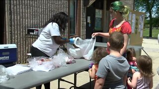 Free summer meal program for Milwaukee families