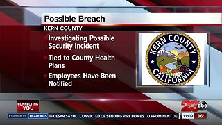 County officials: Possible data 'incident' impacting county employees personal information