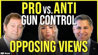 Opposing Views: Should Gun Laws Be Changed? | Dan Gross & Dr. John R. Lott #122