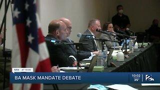 Broken Arrow debates mask mandate