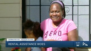 Rental assistance woes