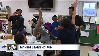 Teachers are making learning fun for local students