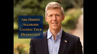 Are allergies causing your headaches?