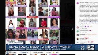 The BULLetin Board: Teen using social media to empower women