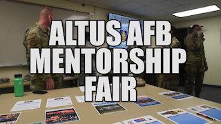 Mentorship Fair Connects Airmen with Community
