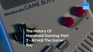 From Tetris to Pokemon, how the GameBoy changed everything