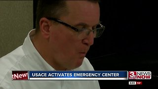 USACE Activates Emergency Center