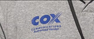Local Cox contractor warns of possible impostors after theft