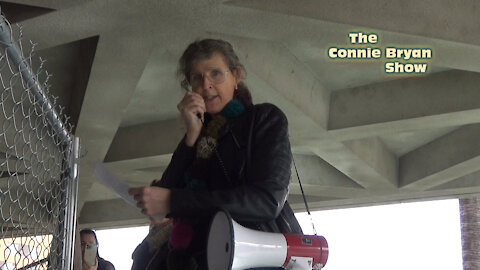 The Connie Bryan Show: Connie BULLHORNS the Sacramento County Board of Supervisors