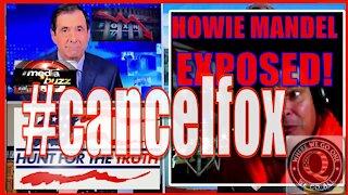 Howie Kurtz Media Matters EXPOSED... Howie Mandel DESTROYED from This Weekend