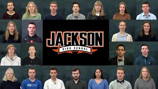 Jackson High School Validictorians