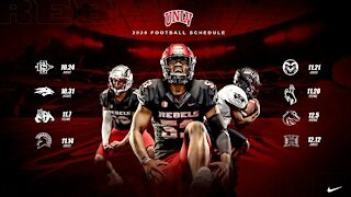 UNLV football kickoff times released for select 2020 games