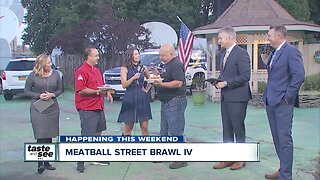 Meatball street brawl