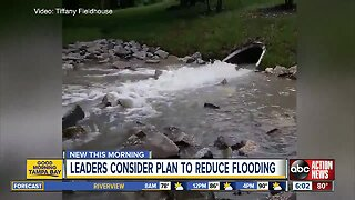 Hillsborough County considering plan to fix aging pipes and reduce flooding