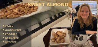 CINNAMON SUGAR ROASTED ALMOND VEGAN,FOOD ALLERGY