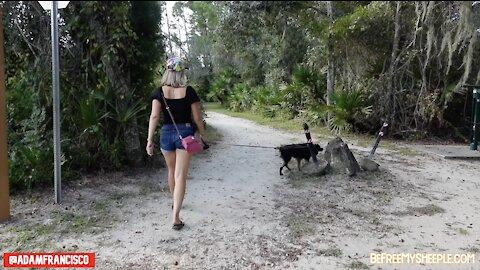 Exploring Graham Swamp With HomesteadingPatriot13 (Palm Coast, FL)