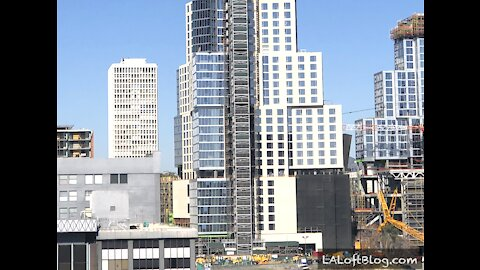 Grand Avenue Project by Frank Gehry Bodes Bright Future for Downtown Los Angeles