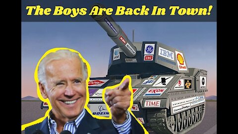 The Boys Are Back In Town! Military Industrial Complex.