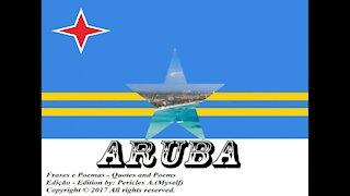 Bandeiras e fotos dos países do mundo: Aruba [Frases e Poemas]