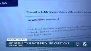 Palm Beach County schools answer frequently asked questions