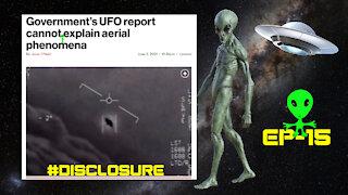 Pentagon UFO Report Cannot Explain Aerial Phenomena