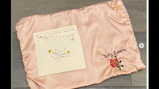 Taylor Swift sends Katy Perry hand embroidered blanket for daughter Daisy